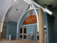 Brotherhood Center Foyer