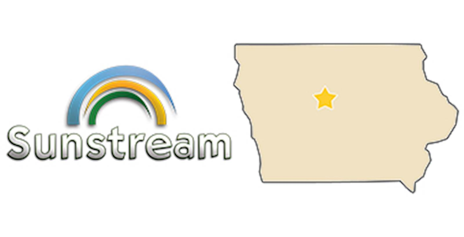 Sunstream – Des Moines Area Retreat Center - logo and link